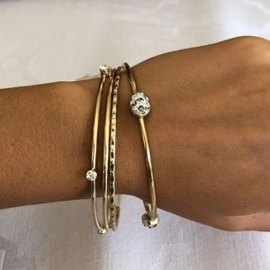NWT Loft Bangle Set